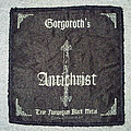 Gorgoroth - Patch - Gorgoroth patch antichrist