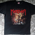 Manowar - TShirt or Longsleeve - Manowar Kings of Metal  tour t-shirt 1989