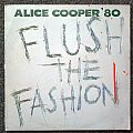 Alice Cooper - Flush the Fashion LP Tape / Vinyl / CD / Recording etc