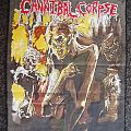 Cannibal Corpse - Patch - Cannibal Corpse - Tomb of the Mutilated Old Back Patch