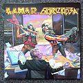 Lahar + Exorcizphobia - Split LP Tape / Vinyl / CD / Recording etc