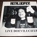 Metalucifer - Live Doevilucifer Tape / Vinyl / CD / Recording etc
