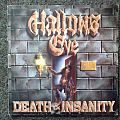 Hallows Eve - Tape / Vinyl / CD / Recording etc - Hallows Eve - Death and Insanity LP