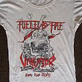 Fueled By Fire - TShirt or Longsleeve - Fueled By Fire + Violator Eurotour 2010