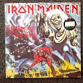 Iron Maiden - The Number of the Beast LP Tape / Vinyl / CD / Recording etc