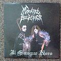 Maniac Butcher - Il Sangue Negro LP Tape / Vinyl / CD / Recording etc