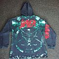 Slayer - Divine Intervention Hooded Top