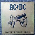 AC/DC - Tape / Vinyl / CD / Recording etc - AC/DC - For Those About To Rock LP