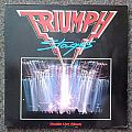 Triumph - Stages LP Tape / Vinyl / CD / Recording etc