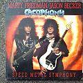 Cacophony - Speed Metal Symphony LP Tape / Vinyl / CD / Recording etc