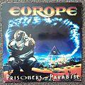 Europe - Prisoners in Paradise LP Tape / Vinyl / CD / Recording etc