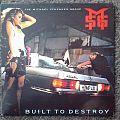 MSG - Built To Destroy LP