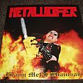 Metalucifer - Heavy Metal Chainsaw Tape / Vinyl / CD / Recording etc