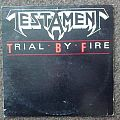 Testament - Trial By Fire LP Tape / Vinyl / CD / Recording etc