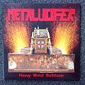 Metalucifer - Heavy Metal Bulldozer LP Tape / Vinyl / CD / Recording etc