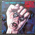 Alice Cooper - Raise Your Fist And Yell LP Tape / Vinyl / CD / Recording etc