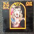 Ozzy Osbourne - Talk of the Devil LP