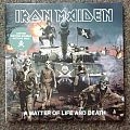 Iron Maiden - A Matter of Life and Death LP Tape / Vinyl / CD / Recording etc