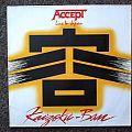 Accept - Live in Japan LP Tape / Vinyl / CD / Recording etc