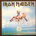 Iron Maiden - Seventh Son of a Seventh Son LP Tape / Vinyl / CD / Recording etc