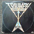 Triumph - Allied Forces LP Tape / Vinyl / CD / Recording etc
