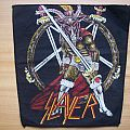 Slayer - Show No Mercy backpatch