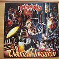 Tankard - Chemical Invasion Tape / Vinyl / CD / Recording etc