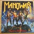Manowar - Fighting the World LP Tape / Vinyl / CD / Recording etc