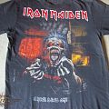 TShirt or Longsleeve - Iron Maiden - A Real Dead One shirt