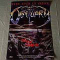 Other Collectable - Obituary - The End Complete promo poster