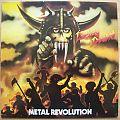 Living Death - Metal Revolution LP Tape / Vinyl / CD / Recording etc
