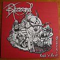 Blizzard - Rock 'n' Roll Overkill red LP Tape / Vinyl / CD / Recording etc
