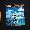 Stratovarius - Infinite world tour part II shirt