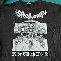 Speedwolf - Ride with Death Shirt
