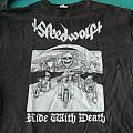 Speedwolf - Ride with Death Shirt