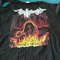 Deathhammer - Onwards To The Pits Shirt