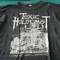 Toxic Holocaust - Conjure And Command Shirt