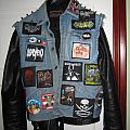 Slayer - Battle Jacket - My jacket, updated 2012