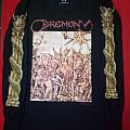 Ceremony official long sleeves TShirt or Longsleeve