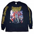 Malevolent creation 10 comandement  long sleeves