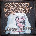Morbid Saint - Spectrum Of Death (Orange Sparkling Logo) Patch