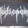 Audiopain Logo Patch