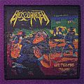 Bio-Cancer - Ear Piercing Thrash (Official Woven Patch Limited to 50)