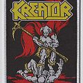 Kreator - Endless Pain (Woven Patch)