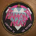 Diamond Head - Lightning To The Nations (Woven Patch)