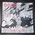 Crucifier - Cursed Cross Patch