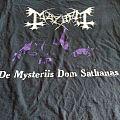 Mayhem - Des Mysteriis Dom Sathanas TShirt or Longsleeve