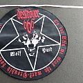 Destroyer 666 Backpatch