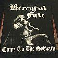 Mercyful Fate back patch