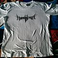 Hypothermia White Logo TShirt or Longsleeve